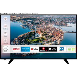 Hanseatic 58H600UDS LED-Fernseher (146 cm/58 Zoll, 4K Ultra HD, Smart-TV, HDR10)
