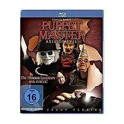 Puppet Master - Axis of Evil - DVD  Filme