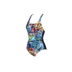 ARENA Damen Badeanzug mehrfarbig