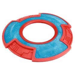 Hunter Hundespielzeug Yuroma Frisbee rot/blau