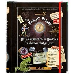 Boys Book Das außergewöhnliche Handbuc