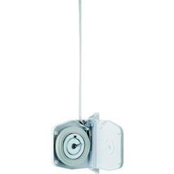 Gurtaufroller 74B weiß max. 4-5 Meter