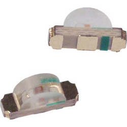 Broadcom HSMY-C110 SMD-LED SMD-2 Gelb 8 mcd 130° 20mA 2.1V