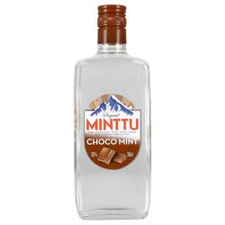 Minttu Choco Mint 35% 0,5 ltr.