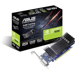 Asus Grafikkarte Nvidia GeForce GT1030 2GB GDDR5-RAM PCIe x16 HDMI®, DVI