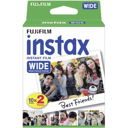 Fujifilm 1x2 Instax Film WIDE Sofortbild-Film