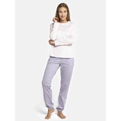 seidensticker Pyjama Pyjama, lang (2 tlg) 46
