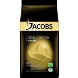 JACOBS Kaffee Café Crème TESORO ganze Bohnen 1.000 g/Pack. 1kg