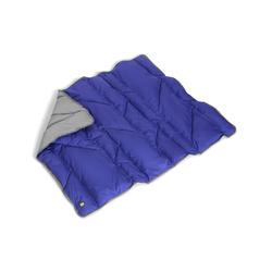 Ruffwear Hundedecke Clear Lake für Outdoor, 110 x 140 x 5 cm, Huckleberry Blue