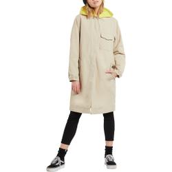 Volcom - Strencher Coat Pale Khaki - Jacken - Größe: M