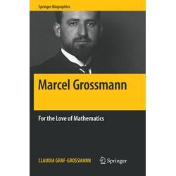 Marcel Grossmann als Buch von Claudia Graf-Grossmann