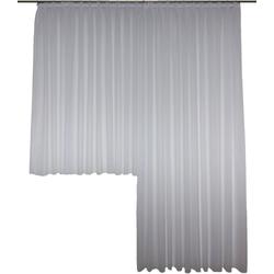 Gardine nach Maß Kerpen, Wirth, Faltenband (1 Stück) 120 cm