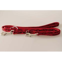Hundeleine Celtic | Doppelgenäht | weiches PA (Nylon) | 2,0 x 220 cm