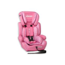 KIDUKU Autokindersitz KIDUKU® Autokindersitz Kinderautositz Autositz, 4 kg, (1-tlg) rosa