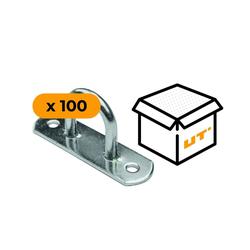 Set: 100 Anhänger-Zurrösen H-25 mm (07.25)