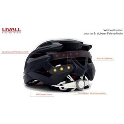 LIVALL BH62 schwarz Fahrradhelm