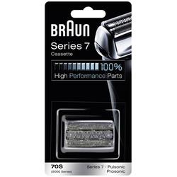 Braun 70S Scherkopf Silber 1 Set
