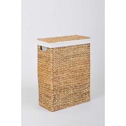animal-design Wäschekorb, Nischenwäschekorb Gr.3 80L Wäschekorb schmal für wenig Platz - großer Stauraum
