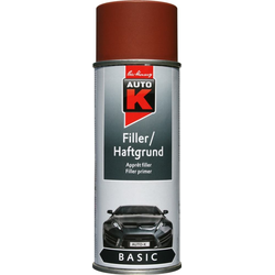 Auto-K Filler Haftgrund Spray Basic rot 400 ml