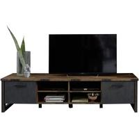 trendteam Prime TV-Lowboard 207 cm old woodfarben/anthrazit Matera