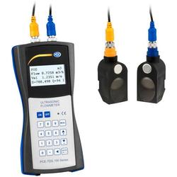 PCE Instruments Durchflussmessgerät PCE-TDS 100H PCE-TDS 100H Messbereich: -32 - 32 m/s 1St.