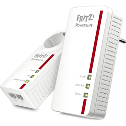 AVM FRITZ!Powerline 1260E WLAN Set (1200Mbit/s), Powerline