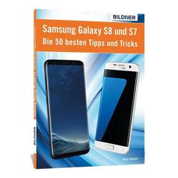 Samsung Galaxy S8 und S7 als Buch von Anja Schmid