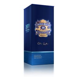 Chivas Regal 18 Jahre Whisky 40% 0,7l