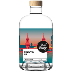 Berlin Distillery Bratapfel Gin 0,5L (44,2% Vol.)