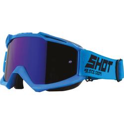 Shot Iris Crossbrille, blau