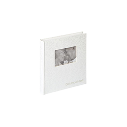 Walther Album Goldhochzeitsalbum weiss, 28x30,5 UG-107