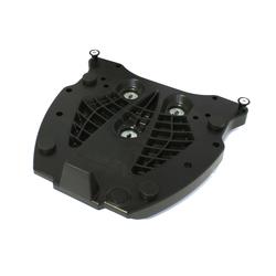 SW-Motech Adapterplaat voor ALU-RACK - Voor Givi/Kappa Monokey. Zwarte., zwart