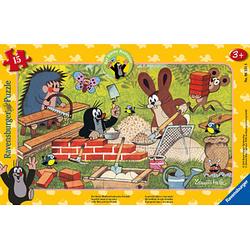 Ravensburger Der kleine Maulwurf und seine Freunde Puzzle 15 Teile