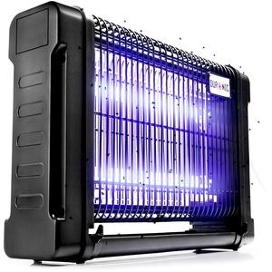 Duroinic FK8420 Insektenvernichter - 20 W UV-Licht Elektrischer Mücken und Insektenfalle – Verwendung in Innenräumen - Decken- oder Wandmontage - Ideal gegen Mücken, Fliegen, Motten