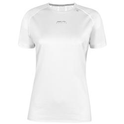 Get Fit Double - Laufshirt - Damen White