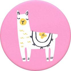 POPSOCKETS Llama Glama Handy Ständer Pink