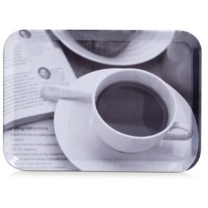 Neuetischkultur Tablett Serviertablett Kaffee-Design, Melamin, Serviertablett