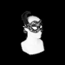 Guilty Pleasure Venezianische Maske aus Spitze
