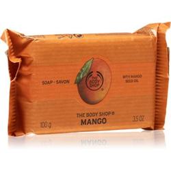 The Body Shop Mango natürliche feste Seife 100 g
