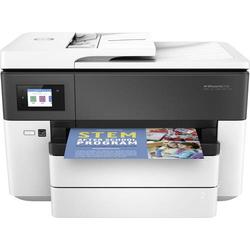 HP Officejet Pro 7730 Wide Format All-in-One Farb Tintenstrahl Multifunktionsdrucker A3 Drucker, Sca