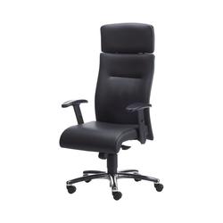 NOWYSTYL Chefsessel Neo mit breiter Kopfstütze und ergonomisch geformtem Sitz