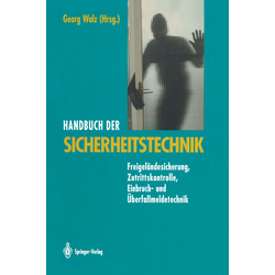 Handbuch der Sicherheitstechnik als Buch von