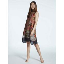 Eva B.Bitzer Nachthemd Ärmelloses Kleid, Länge 95cm (1-tlg) 42