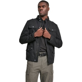 Brandit Textil Britannia Jacket black 4XL