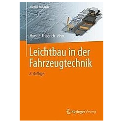 Leichtbau in der Fahrzeugtechnik - Buch