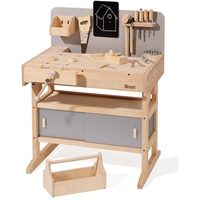 howa Werkbank incl. Werkzeugkiste mit 32 tlg. Werkzeugset