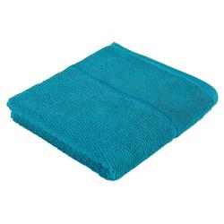 Möve for frottana Handtuch Pearl (1-St), mit Perloptik blau