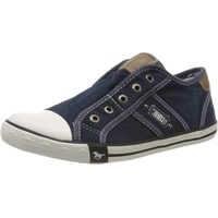 MUSTANG Sneakers Low Sneaker Blau 40