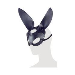 "Kopfmaske ""Bunny Mask"", in Lederoptik"