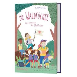 Die Waldfüchse als Buch von Christoph Biermeier